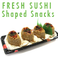 Maki Sushi Shaped Dog Treats